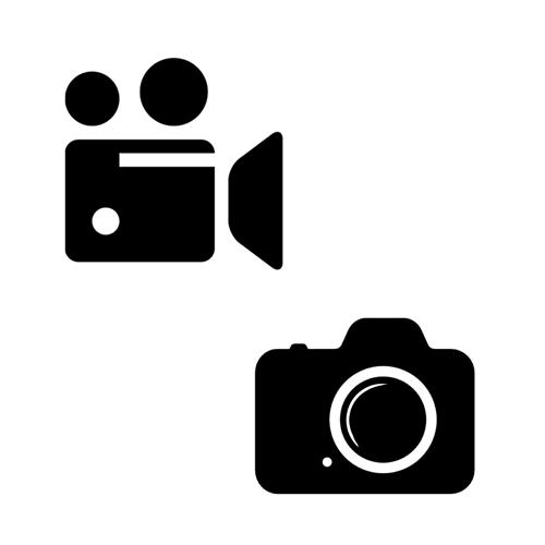 video + foto