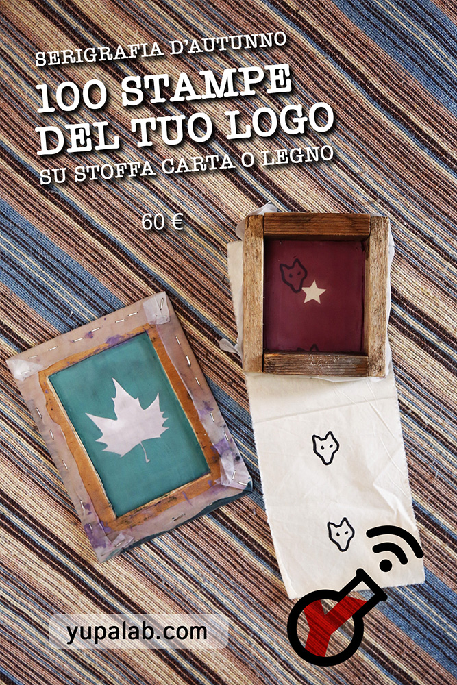 100 Stampe del tuo Logo