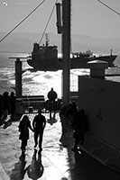 traghetto stretto